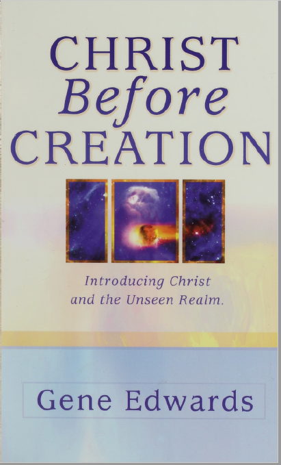christ before creation cover